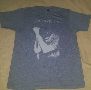 Joy Division Ian Curtis Shirt Size Large